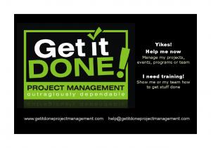 Get it done! Project Management